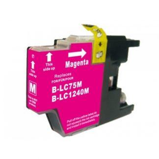 Tinteiro Compatível Brother LC1220XL/LC1240XL/LC1280XL Magenta